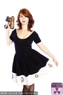 CERBERUS BOARDER SKIRT